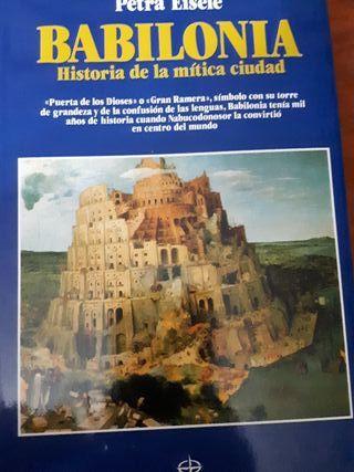 Babilonia historia de la mítica ciudad