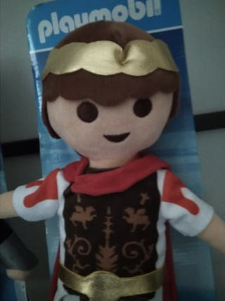 Lote peluches Playmobil