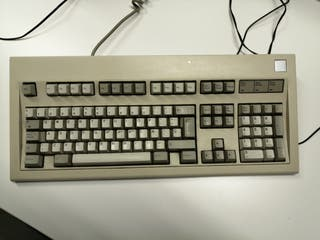 TECLADO MECANICO IBM PC