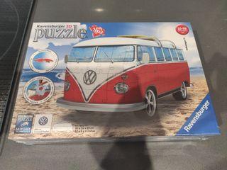 PUZZLE 3D Ravensburger Volkswagen NUEVO PRECINTAD