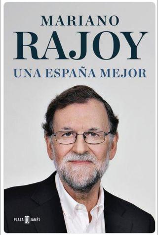 libro de Mariano Rajoy