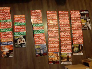 Revistas AÑO CERO