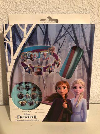 Conjunto de Pulseras Frozen 2