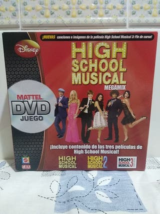 High School Musical Juego