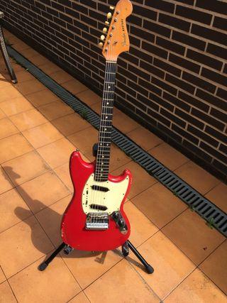 Guitarra Fender Mustang de 1965