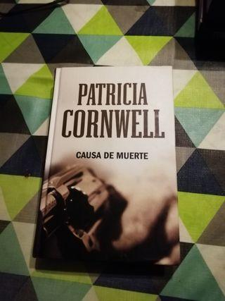 novelas de Patricia cornwell