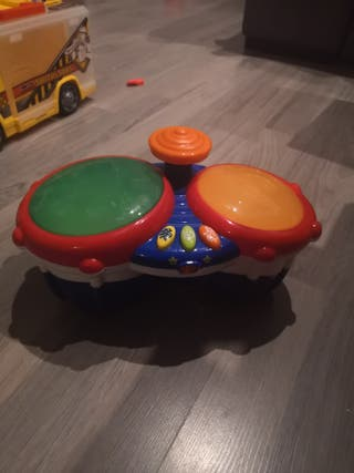 TAMBOR MUSICA INFANTIL