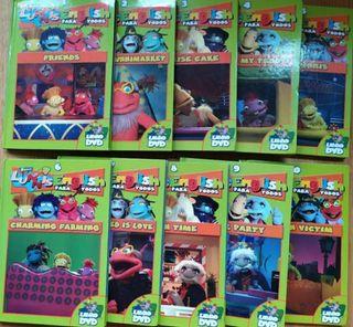 DVD para aprender inglés. POR 12€