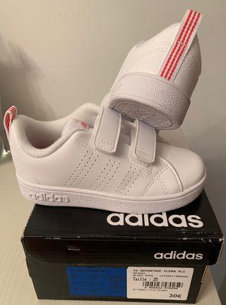 Zapatillas Adidas T-25 Nuevas