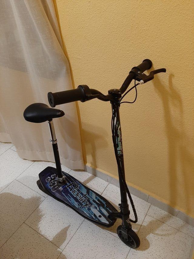 moto patinete de niño