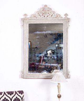 Espejo Antiguo Restaurado Clovis