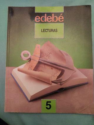 Libro edebé Lecturad