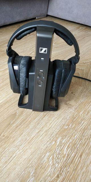 Auriculares Sennheiser RS-175 inalámbricos RF