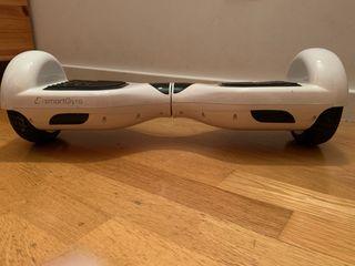 Hoverboard sk8 blanco con bluetooth