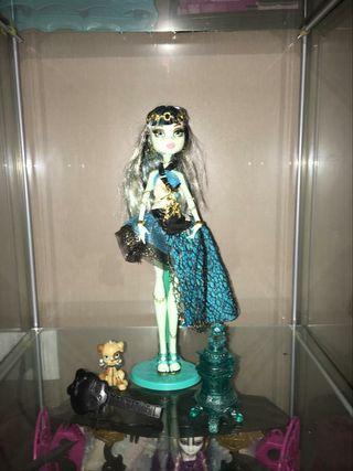 Monster High Frankie Stein 13 deseos