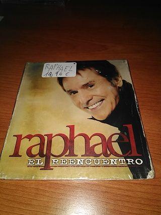 Raphael CD+DVD WhatsApp 645939295