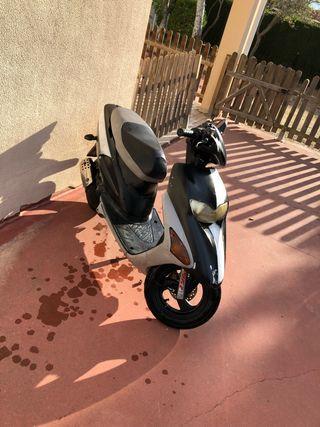 Moto scooter sfx 49cc