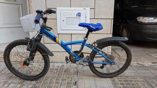 bicicleta btwin para niño/a