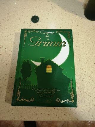Cuentos infantiles de Grimm