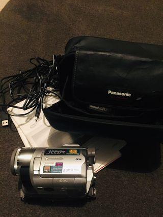 Cámara de vídeo Panasonic NV-GS 180