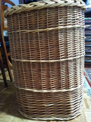 cesta para la ropa o pongotodo