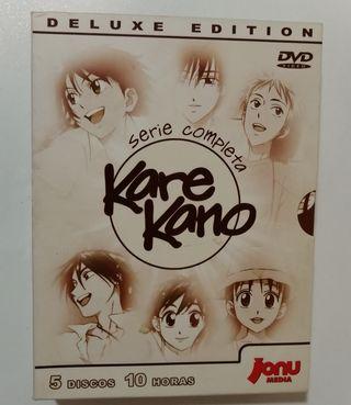 Karekano Anime