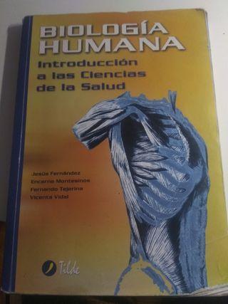 Libro Biología Humana