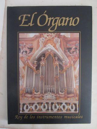 EL ÓRGANO REY DE LOS INSTRUMENTOS MUSICALES. ED. E