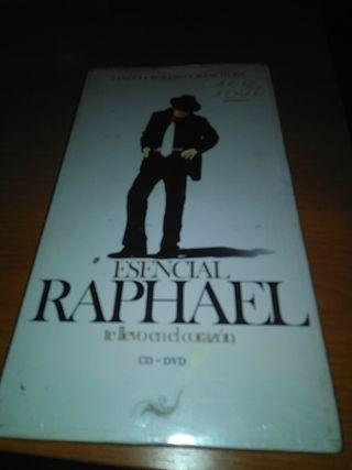 CD+DVD Esencial , RAPHAEL WhatsApp 645930195