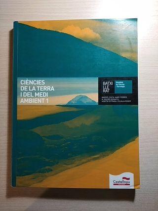 Libro texto Ciències Terra i Medi Ambient Batx 1