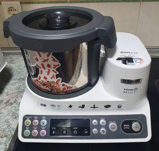 Kenwood KCook Multi CCL401WH - Robot de Cocina