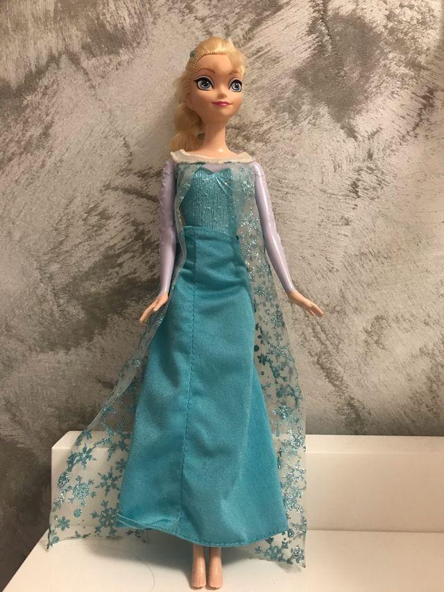 Muñeca Frozen - Elsa