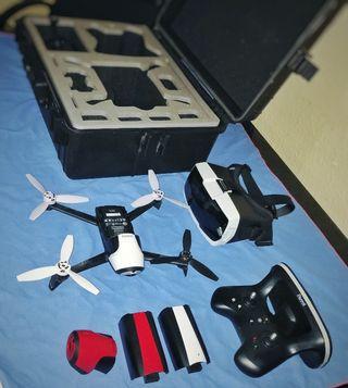 **** DRON Parrot Bebop 2 (Mando y FPV) ****