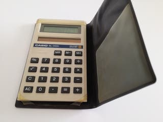 Calculadora solar Casio SL-300f