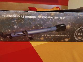 Telescopio astronómico profesional cosmoview 4651