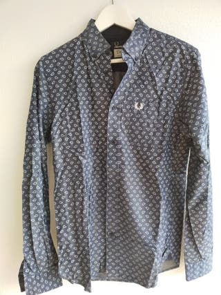 Camisa Fred Perry Pasley Drake's