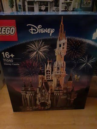 LEGO 71040 DISNEY CASTLE NUEVO