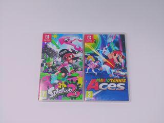 pack videojuegos Switch