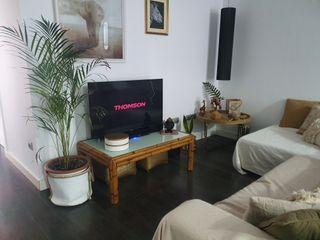 mueble tv o mesa centro bambu
