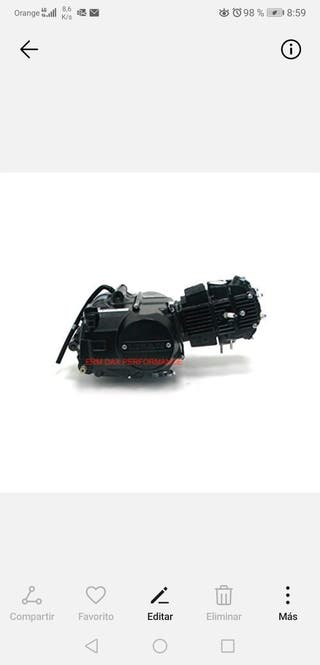 motor moto lifan 125cc