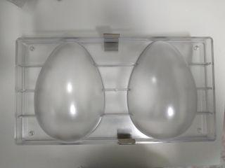 molde profesional para huevo de pascua