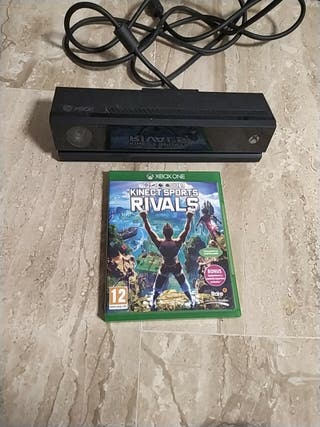 Kinect Xbox One + juego Sport Rivals