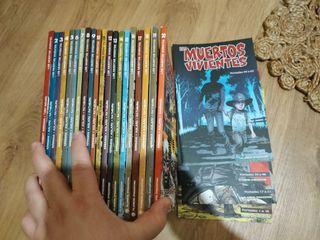comics Los Muertos Vivientes (The Walking Dead)