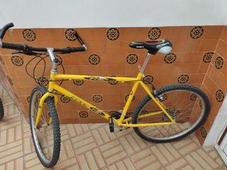 **OFERTA**Bicicleta BH Flash Amarilla MOUNTAINBIKE