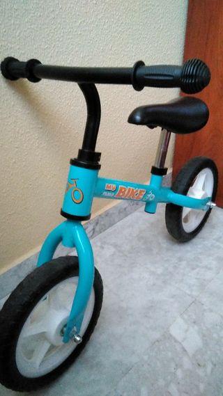Bicicleta Feber sin pedales