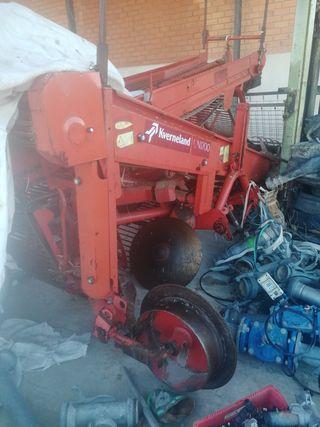 cosechadora de patatas KVERNELAND
