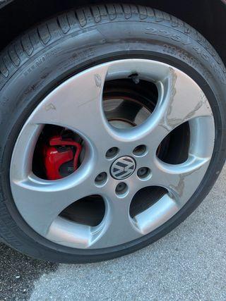 Llantas Denver/ Detroit 17 pulgadas Golf VI GTI
