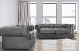The Stunning Oxford Chesterfield Range