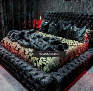 the Luxury Bespoke Bed