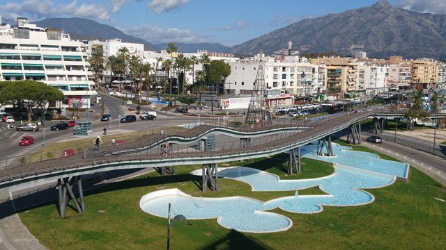 Piso de tus sueños con vistas en San Pedro (San Pedro Alcántara, Málaga)